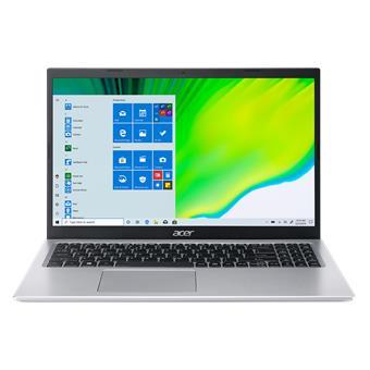 """Acer Aspire 5 - 15,6""""/i3-1115G4/2*4G/256SSD/W10 stříbrný"""