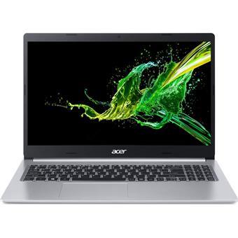 """Acer Aspire 5 - 15,6""""/i5-1035G1/2*4G/512SSD/W10 stříbrný"""