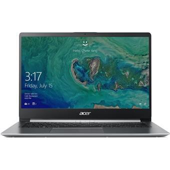 "Acer Swift 1 - 14""/N5000/4G/256SSD/IPS FHD/W10 stříbrný"
