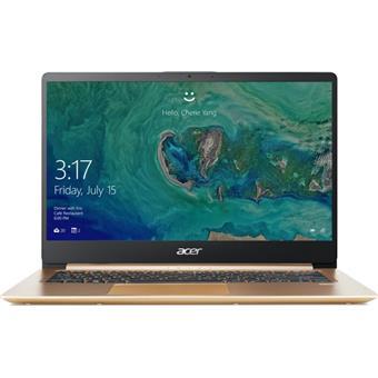 """Acer Swift 1 - 14""""/N5000/4G/128SSD NVMe/IPS FHD/W10S zlatý"""