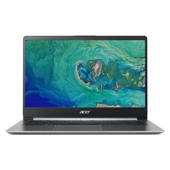 "Acer Swift 1 - 14""/N5030/4G/128SSD NVMe/IPS FHD/W10S stříbrný + Microsoft 365"