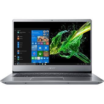 """Acer Swift 3 - 14""""/i3-10110U/2*4G/256SSD/W10 stříbrný"""