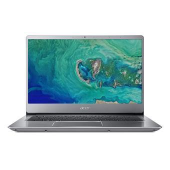 """Acer Swift 3 - 14""""/i7-8565U/4G+8G/512SSD/W10Pro stříbrný + 2 roky NBD"""