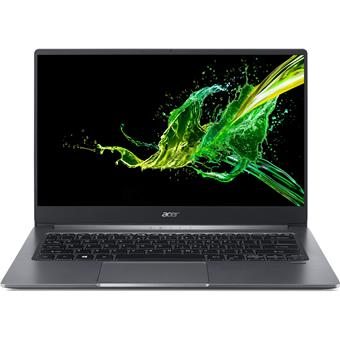 "Acer Swift 3 (Design 2020) -  14""/i7-1065G7/512SSD/16G/MX250/W10 šedý"