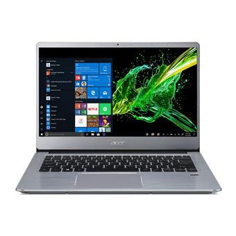 "Acer swift 3 - 14""/R3-3200U/2*4G/256SSD/W10 stříbrný"