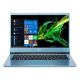 "Acer Swift 3 - 14""/R3-3200U/4G/128SSD/W10S světle modrý"