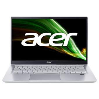 "Acer Swift 3 - 14""/R7-5700U/16G/512SSD/W10 stříbrný"