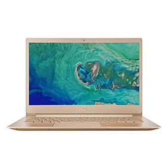"""Acer Swift 5 - 14T""""/i7-8550U/16G/512SSD/W10 zlatý"""