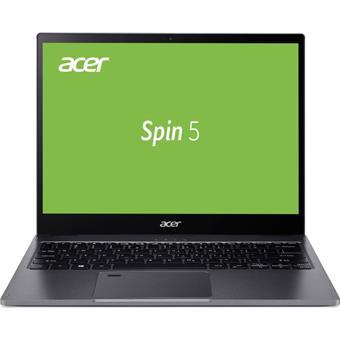 """Acer Spin 5 - 13,5T""""/i7-1065G7/16G/1TBSSD/3:2/W10 šedý + stylus"""
