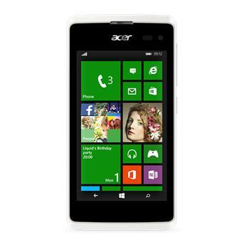 """Acer Liquid M220 /4""""/DualCore/4GB/512MB/bílý"""