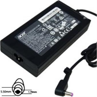 Acer orig. NTB adaptér 135W19V AC 5.5x1.7 mm (bez síťové šňůry)