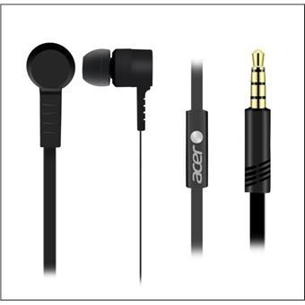 Acer In-Ear sluchátka černé