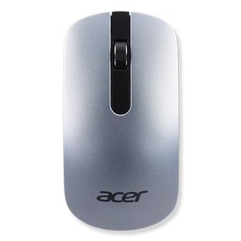 Acer THIN-N-LIGHT bezdrátová myš stříbrná
