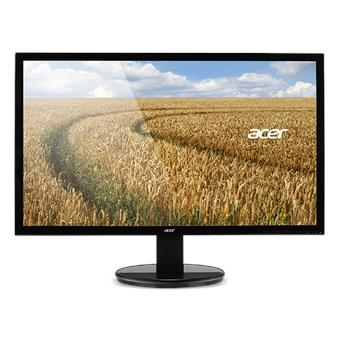 "20"" Acer K202HQLA - TN,HD,5ms,200cd/m2, 100M:1,16:9,VGA"