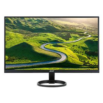 """23,8"""" LCD Acer R241Y - IPS,FullHD,4ms,60Hz,250cd/m2, 100M:1,16:9,DVI,HDMI,VGA,repro"""