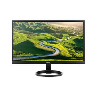 "24"" Acer R241YB - IPS, Full HD, 1ms, 75Hz, 250cd/m2, 16:9, HDMI, DVI, VGA, FreeSync, repro."