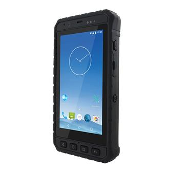 "Winmate E500RM8-4EBM - 5"" prům. ter. Cortex A53, 2GB/16GB, IP65, LTE, NFC, 1D/2D BCR, Android 7.0"