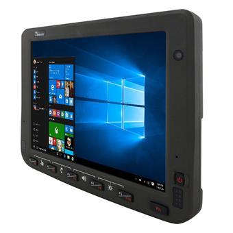 """Winmate FM10 - 10.4"""" terminál do vozidla, Atom E3845, 4GB/64GB, IP65, Windows 10 IoT + Dock"""