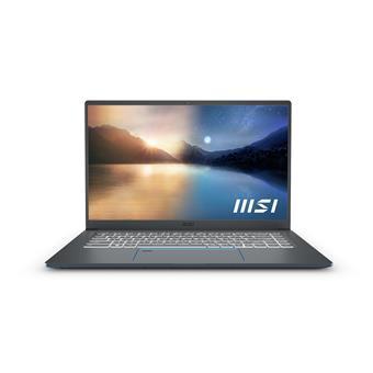 """MSI Prestige 15.6""""UHD/i7-1185G7/32/1T/GTX1650/W10P"""