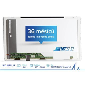 """LCD PANEL NTSUP 15,6"""" 1920x1080 40PIN TLUSTÝ MATNÝ"""