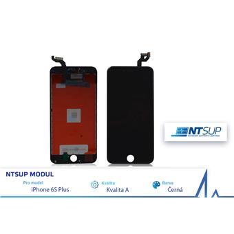 NTSUP LCD modul iPhone 6S PLUS černý kvalita A