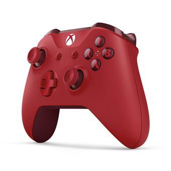 XBOX ONE - Bezdrátový ovladač Xbox One, červený