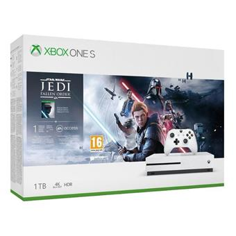 XBOX ONE S 1 TB + Star Wars Jedi: Fallen Order