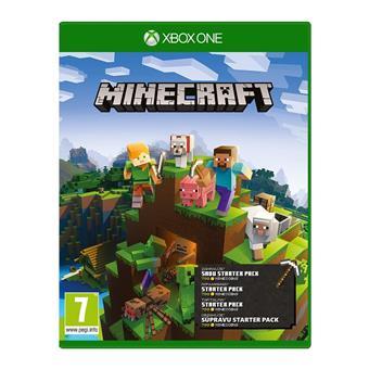 XBOX ONE - Minecraft Starter Collection