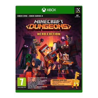 XBOX ONE - Minecraft Dungeons Hero Edition