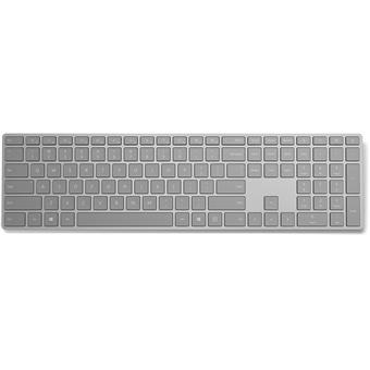 Microsoft Surface Keyboard Sling Bluetooth 4.0 (Gray), CZ&SK