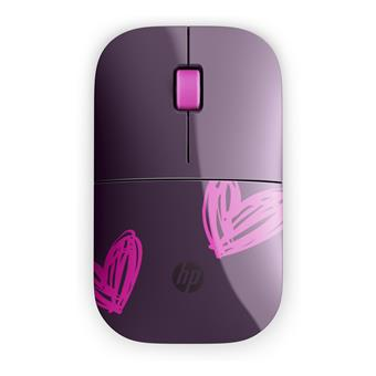 HP Z3700 Hearts (Valentine)  Wireless Mouse EURO