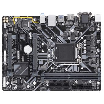 GIGABYTE B360M HD3 (rev. 1.0)