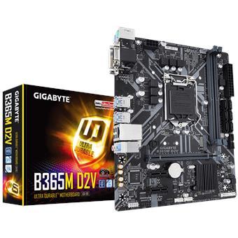 GIGABYTE B365M D2V (rev. 1.0)