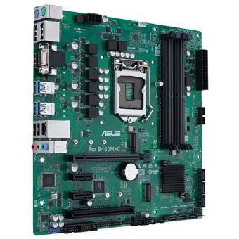 ASUS PRO B460M-C/CSM