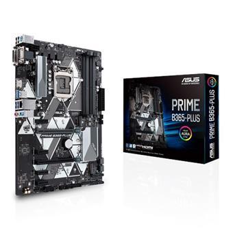 ASUS PRIME B365-PLUS (vhodné i pro MINING, 4G decoding, 6XPCIe slot)