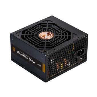 Zdroj Zalman ZM550-GVII GigaMax 550W, 80 PLUS Bronze 230V EU, ATX 12V V2.31, eff. 88%, aPFC 12cm fan