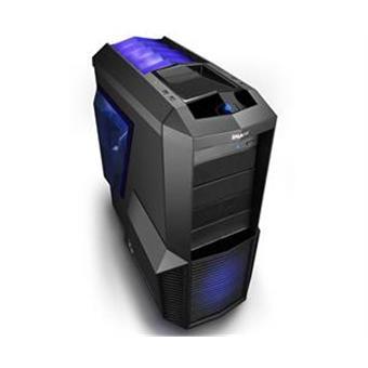 case Zalman miditower Z11 PLUS, mATX/ATX, bez zdroje, USB3.0, černá