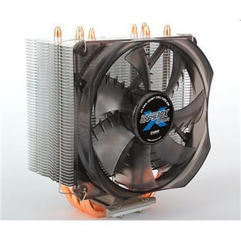 Chladič Zalman CNPS10X OPTIMA 2011 Direct Touch Heatpipe 120mm fan,4x heatpipe