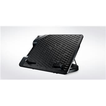 chladicí podstavec Cooler Master NotePal ErgoStand III pro NTB do 17'', USB hub, black, 23cm fan