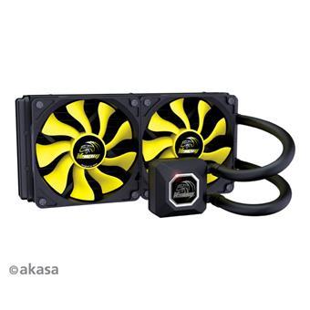 AKASA chladič CPU - vodní - Venom A20