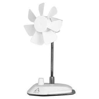 ARCTIC Breeze Color Edition WHITE - USB desktop fan