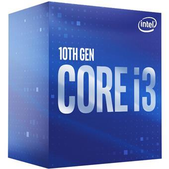 CPU Intel Core i3-10100 BOX (3.6GHz, LGA1200, VGA)