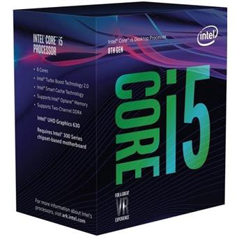 CPU Intel Core i5-8400 BOX (2.8GHz,  LGA1151 VGA)