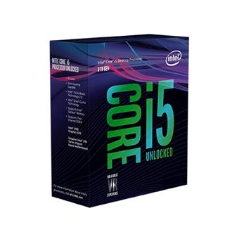 CPU Intel Core i5-8600K (3.6GHz, LGA1151, VGA)