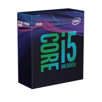 CPU INTEL Core i5-9600K (3.7GHz, LGA1151, VGA)