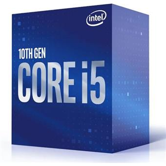 CPU Intel Core i5-10400 BOX (2.9GHz, LGA1200, VGA)