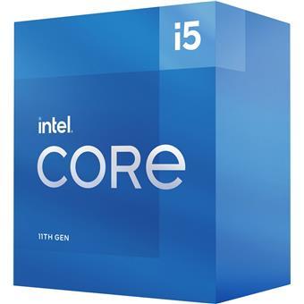 CPU Intel Core i5-11600 BOX (2.8GHz, LGA1200, VGA)