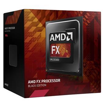 CPU AMD FX-6300 6core Box (3,5GHz, 14MB) Wraith