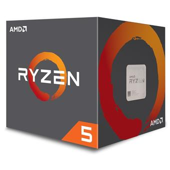 CPU AMD Ryzen 5 2400G 4core (3,9GHz) Wraith Stealth