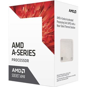 CPU AMD Bristol Ridge A6 9400 2core (3,7GHz)